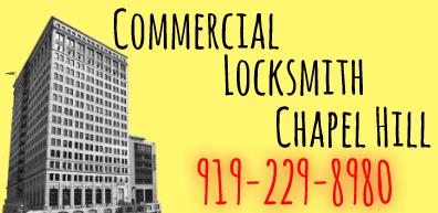 Commercial-Locksmith-Chapel-Hill