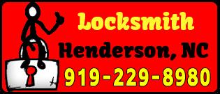 Locksmith-Henderson-NC