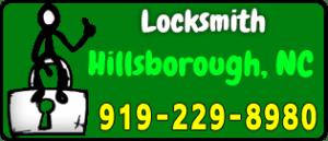 Locksmith-Hillsborough-NC